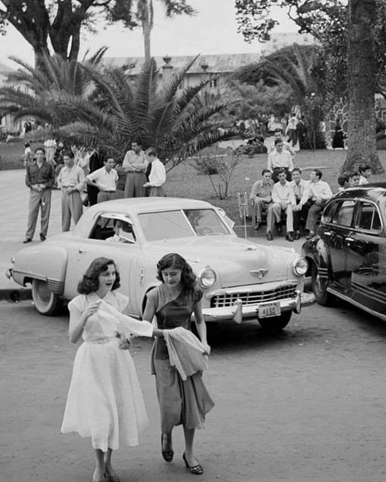 San Jose, Costa Rica in 1950