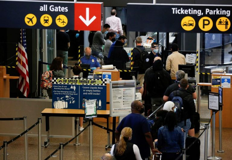 U.S. to lift restrictions Nov 8 for vaccinated foreign travelers