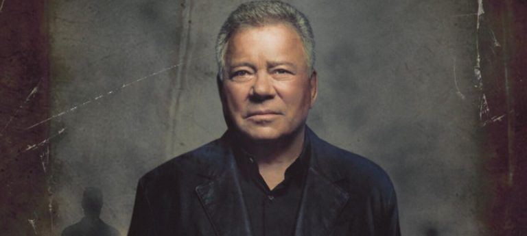 William Shatner finally going into space